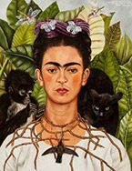 Frida Kahlo and Arte Popular on exhibition at Museum of Fine Arts in Boston, February 27 - June 16, 2019, 040419