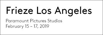 Frieze Los Angele logo for 2019