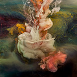Artwork by Kim Keever on exhibition at Winston Wachter Fine Art in Seattle, Feb 6 - March 16, 2019, 011819