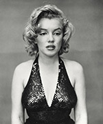 Richard Avedon: Portraits, 1952-1970 on exhibition at Portland Museum of Art in Portland, ME, Dec 7 - June 16, 2019, 011819