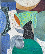 Artwork by Francie Hester at Susan Eley Fine Art in New York, April 18 - May 30, 2019, 041719