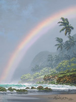 Artwork by Roy Tabora available from Lahaina Galleries in Wailea, Hawaii, 050719