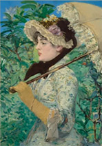 Artwork by Edouard Manet featured at The Art Institute of Chicago in Chicago, IL, May 26 - September 8, 2019, 061519