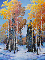 Artwork by Amy Everhart available from Thomas Anthony Gallery in Park City, Utah, 121819