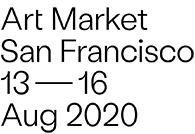 Logo of Art Market San Francisco to be held August 13 - 16, 2020, 050520