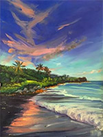 Artwork by Diane Snoey Appler available directly from the artist in Wailea, HI, 060820
