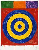 Artwork by Jasper Johns in An Art of Changes: Jasper Johns Prints, 1960–2018 at the Walker Art Center, Minneapolis, MN, Feb 16 - January 2, 2021