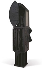 Artwork by Louise Nevelson available from Rosenbaum Contemporary in Boca Raton, 092920