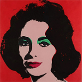 Artwork by Andy Warhol available from Martin Lawrence Galleries in New Orleans, CA, 121920