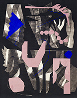 Artwork by Caroline Kent on exhibition at Kohn Gallery in Los Angeles, CA, Nov 14 - January 28, 2021, 122020
