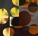 Artwork by Charles Arnoldi on exhibition at Davison Galleries in Seattle, October 1 - 31, 2020, 102320