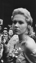 Photograph by Robert Frank on exhibition at Peter Fetterman Gallery in Santa Monica, CA, Feb 4 - April 3, 2021, 020521