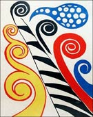 Artwork by Alexander Calder available from Galerie Lareuse in Washington, DC