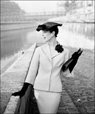 Photograph by Georges Dambier on exhibition at Peter Fetterman Gallery in Bergamot Station, Santa Monica, through June 8, 2013