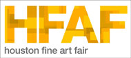 Houston Fine Art Fair 2013 logo