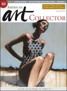 American Art Collector, art magazine