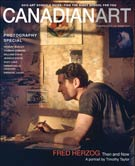 Canadian Art, art magazine