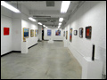Just Art Contemporary Art Gallery Interior view