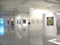 Interior view of Pan American Art Projects located in Miami, FL