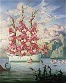 Artwork by Vladimir Kush available from Kush Fine Art in Lahaina, HI