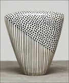 Artwork by Jun Kaneko available at Bentley Gallery in Phoenix, AZ